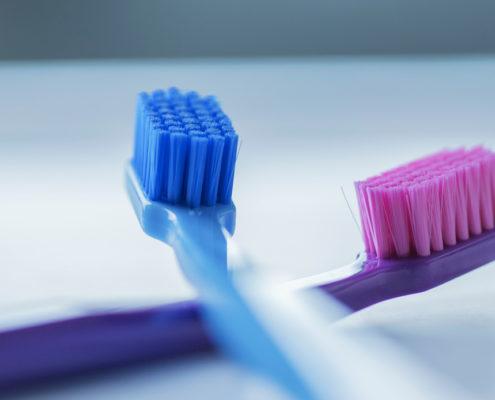 tannbørster og tannkjøttsykdom