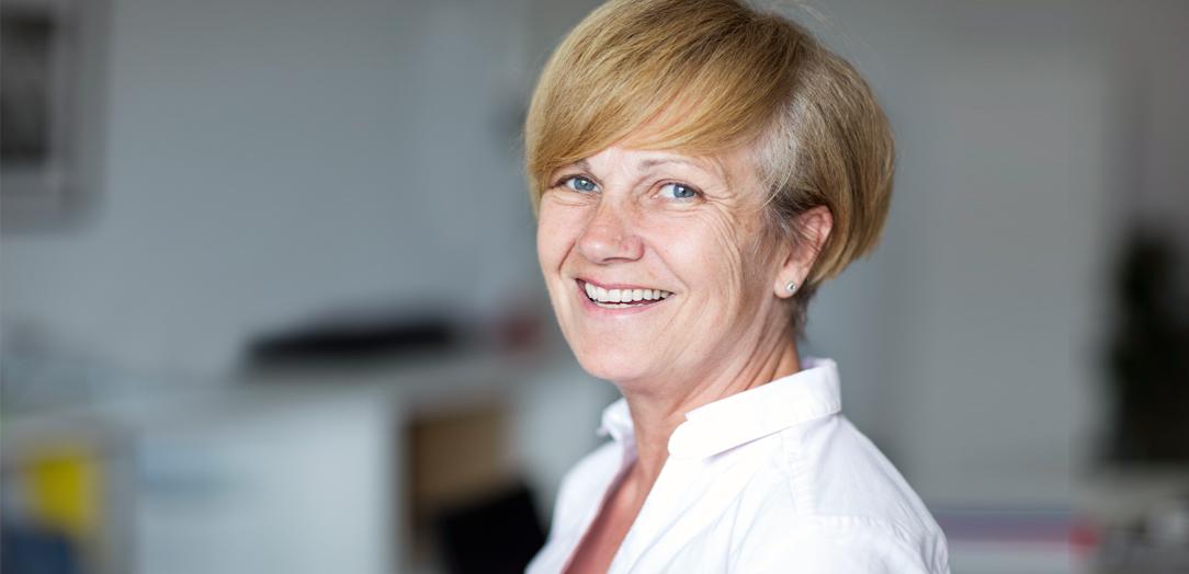 Administrerende leder Kristin Røsjø, Tannhelsesenteret
